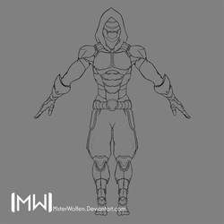 Dusk - Character Design