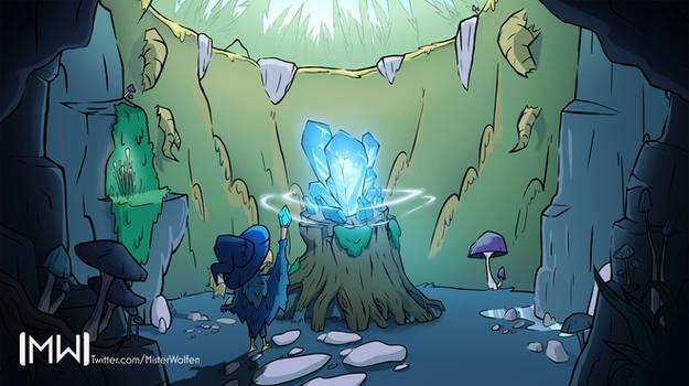 Gem Cave