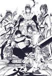 MAGI-The Empire of Kou