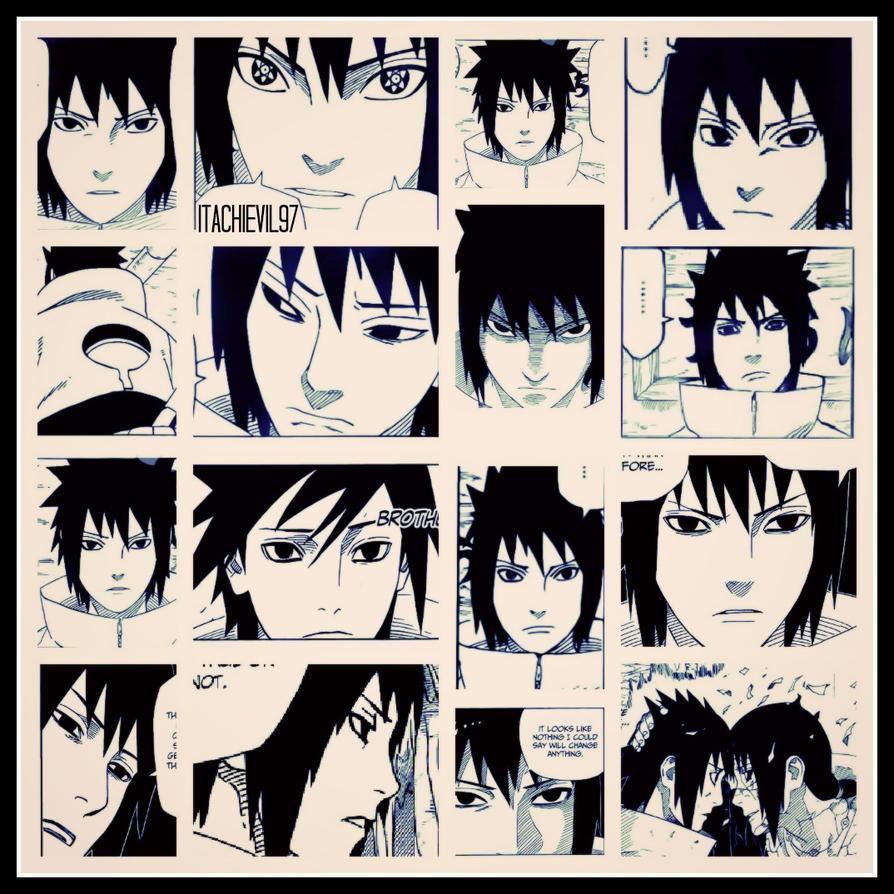 A Wallpaper Full of Sasuke by Itachievil97