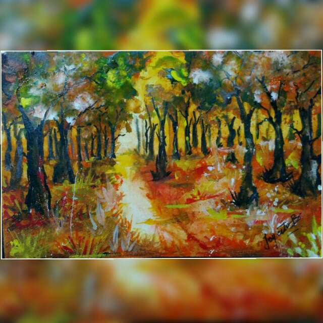 A Road Not Taken by joyeeta1999
