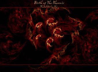Birth of the Phoenix by skyewolf