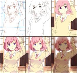 Step by step - Kofuku