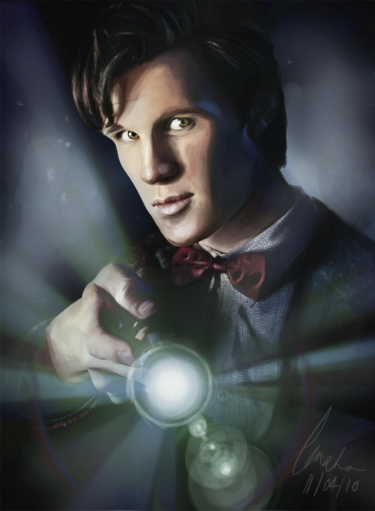 The Eleventh Doctor by Cruzore