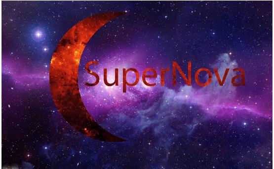 SuperNova Logo by CosmicFog