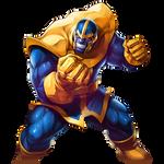 [Sprite Rip] Marvel: Battle Lines - Thanos