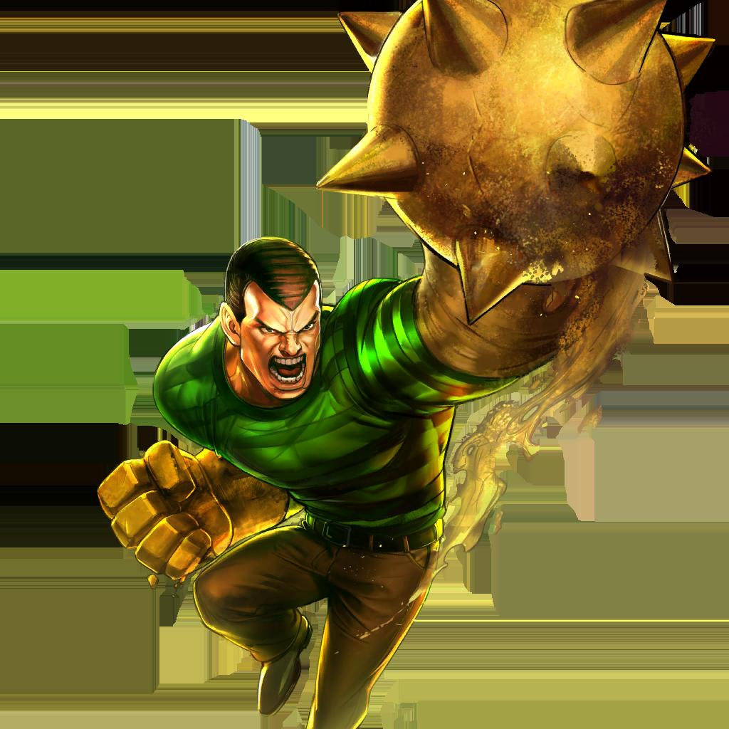 [Sprite Rip] Marvel: Battle Lines - Sandman by Z-ero7 ...
