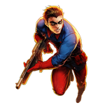 [Sprite Rip] Marvel: Battle Lines - Bucky Barnes