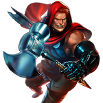 [Sprite Rip] Marvel: Battle Lines - Thor Unworthy