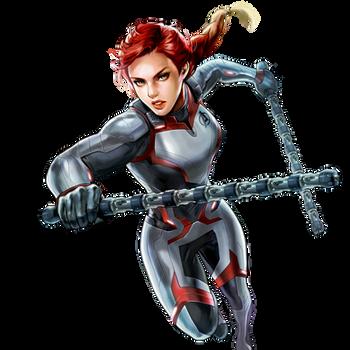 [Sprite Rip] Marvel: Battle Lines - BW Suit