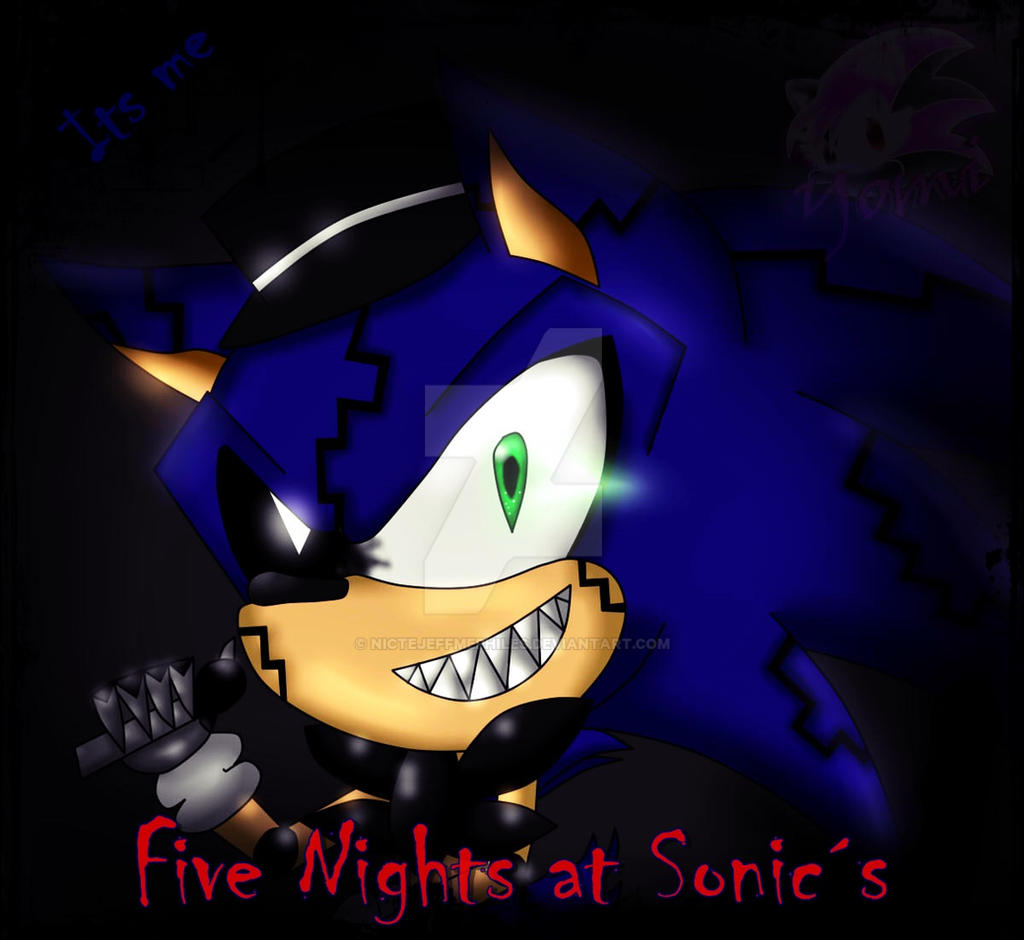Five nights at sonics by nictejeffmephiles on deviantart