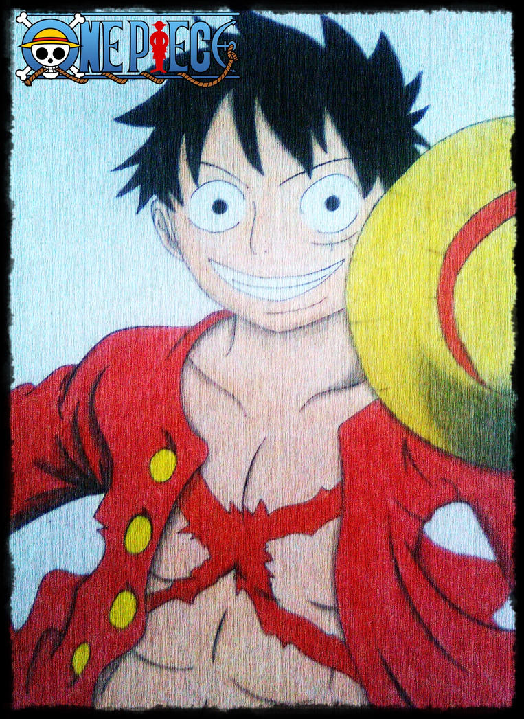 One Piece- Monkey D. Luffy by NicteJeffMephiles