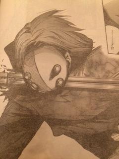 Tokyo Ghoul re manga *spoiler 70* by NicteJeffMephiles