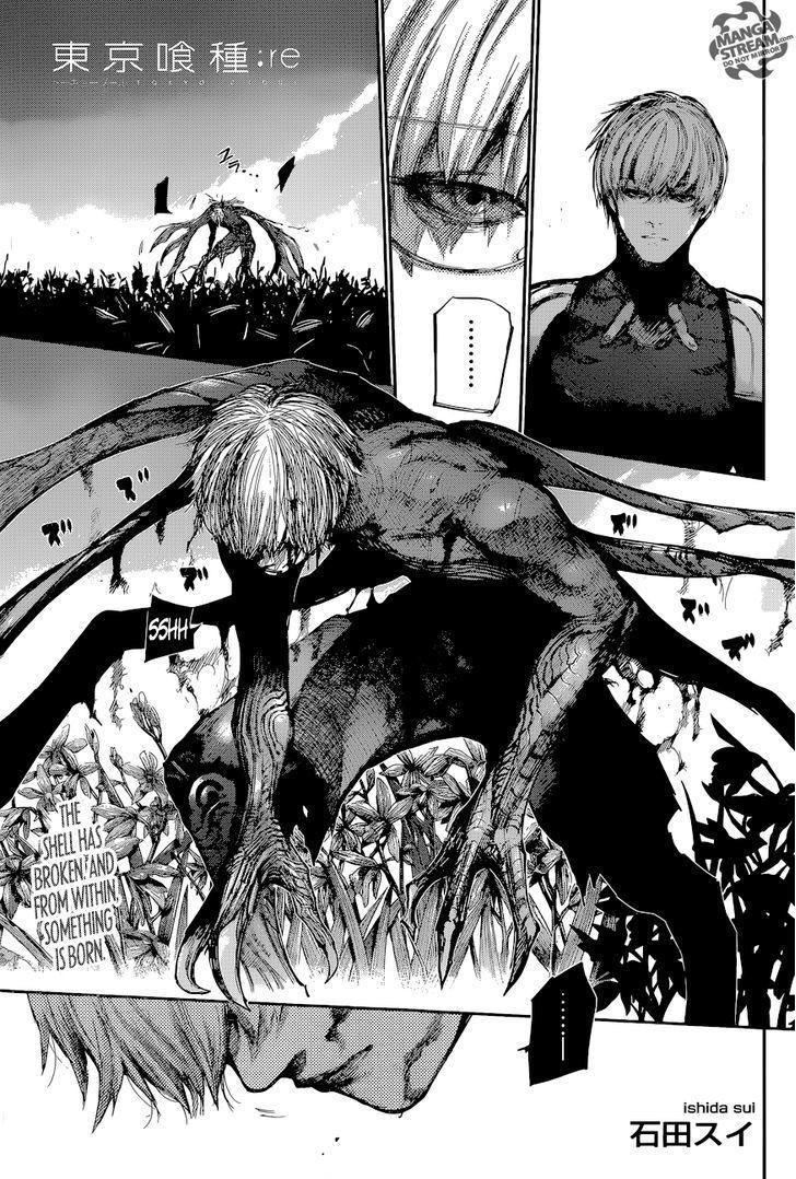 Tokyo Ghoul re manga *Spoiler 76* by NicteJeffMephiles