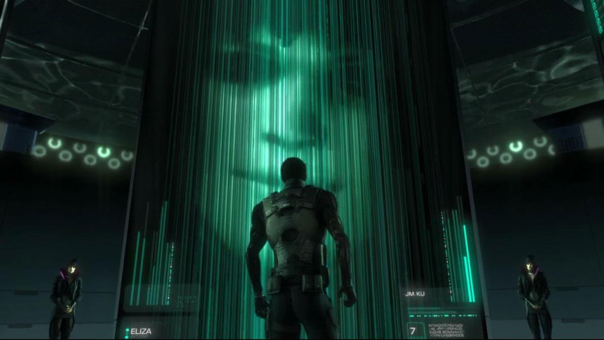 Deus Ex Adam Jensen by Enya-kun