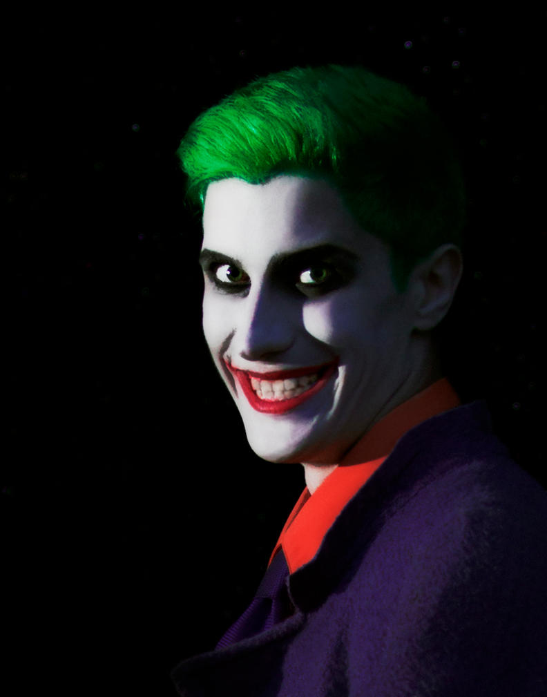 Joker Cosplay by Enya-kun