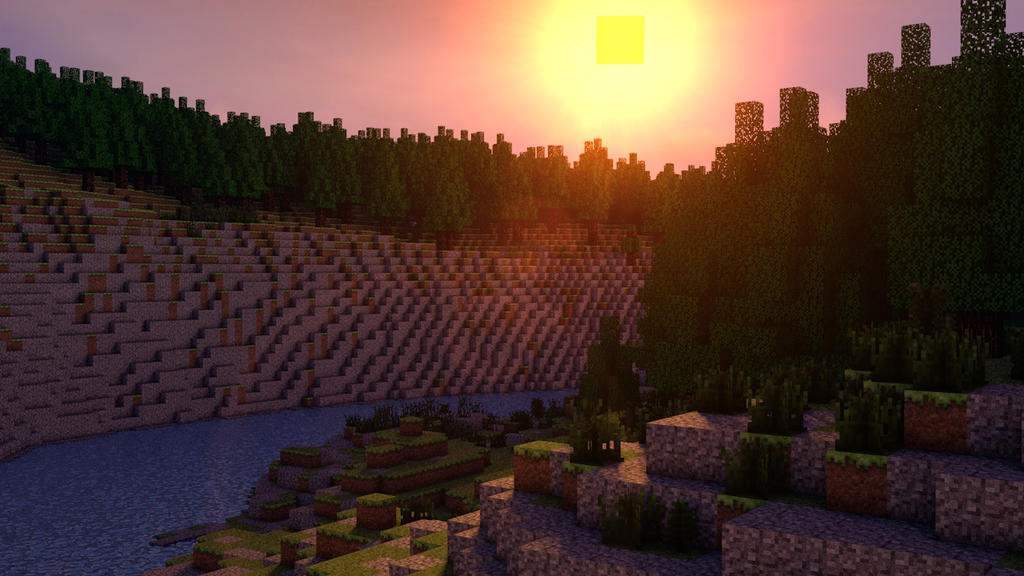Daytime Lighting - Test by KingFromHatena