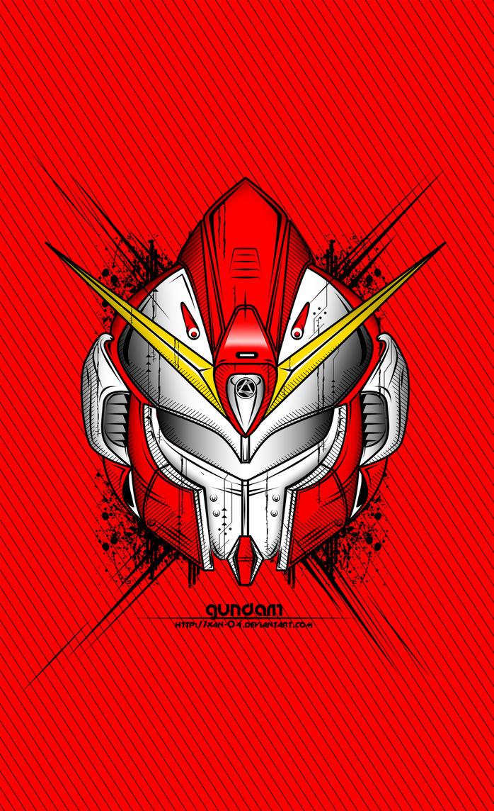 Gundam by Xan-04