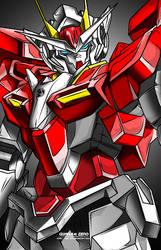 00 RAISER RED FRAME by Xan-04