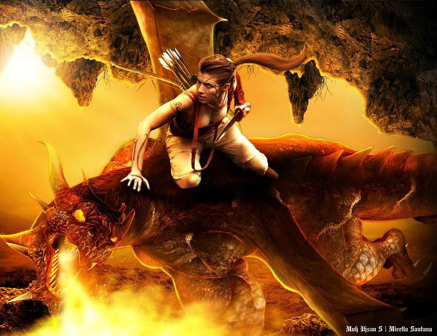 legend of dragon by Xan-04