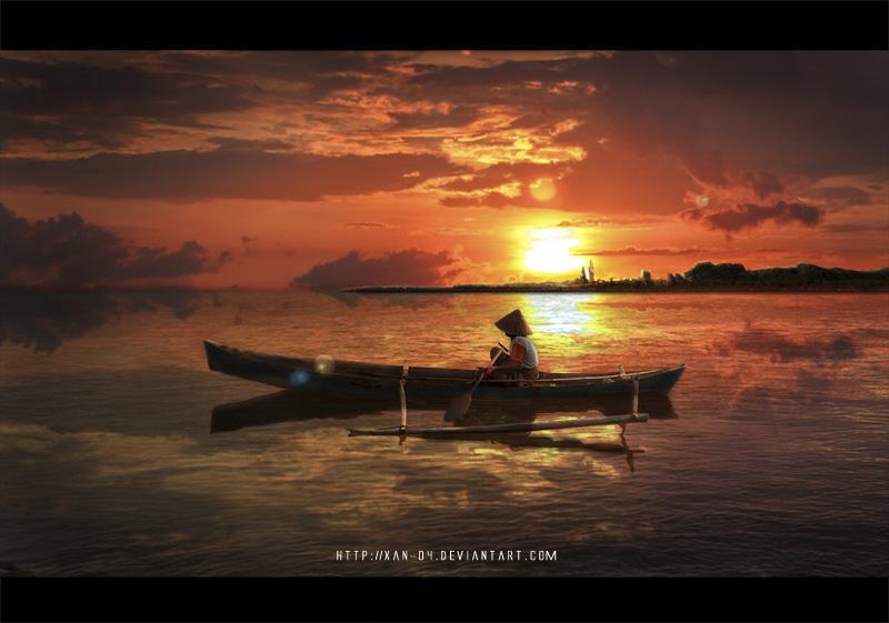 sang nelayan by Xan-04