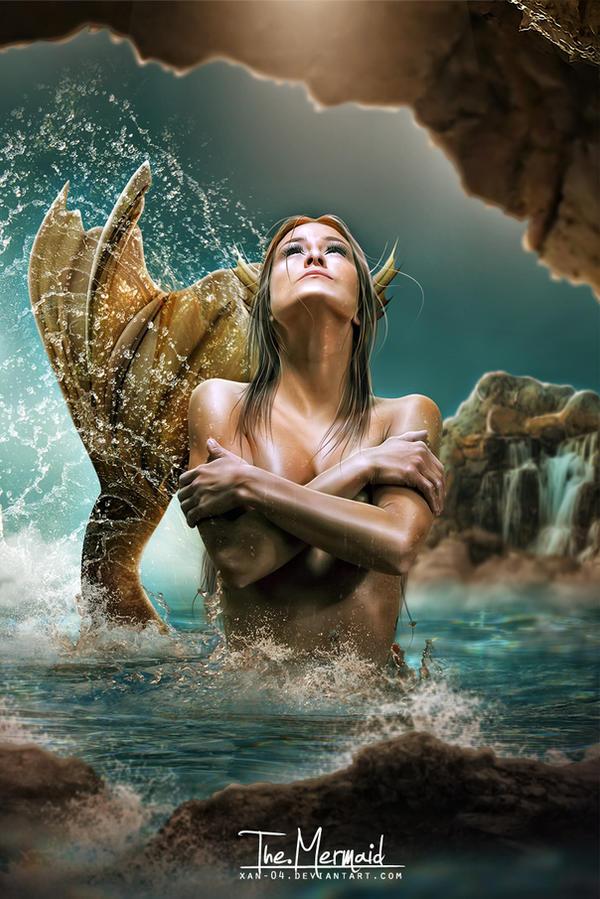 The Mermaid by Xan-04