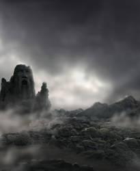 Dark Background 2 by Xan-04