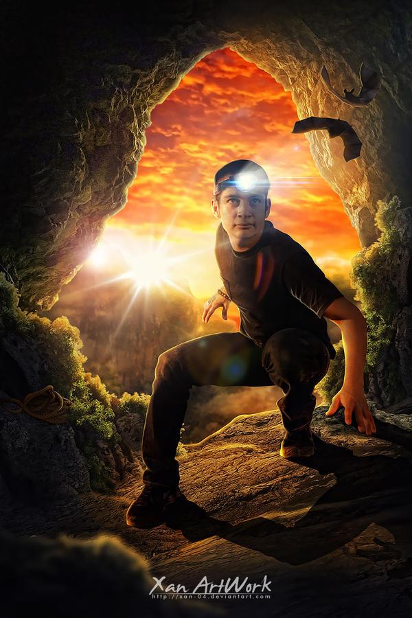 mountaineer by Xan-04