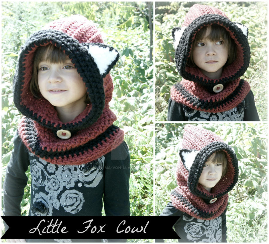 Little Fox Cowl by Kama-von-Llama