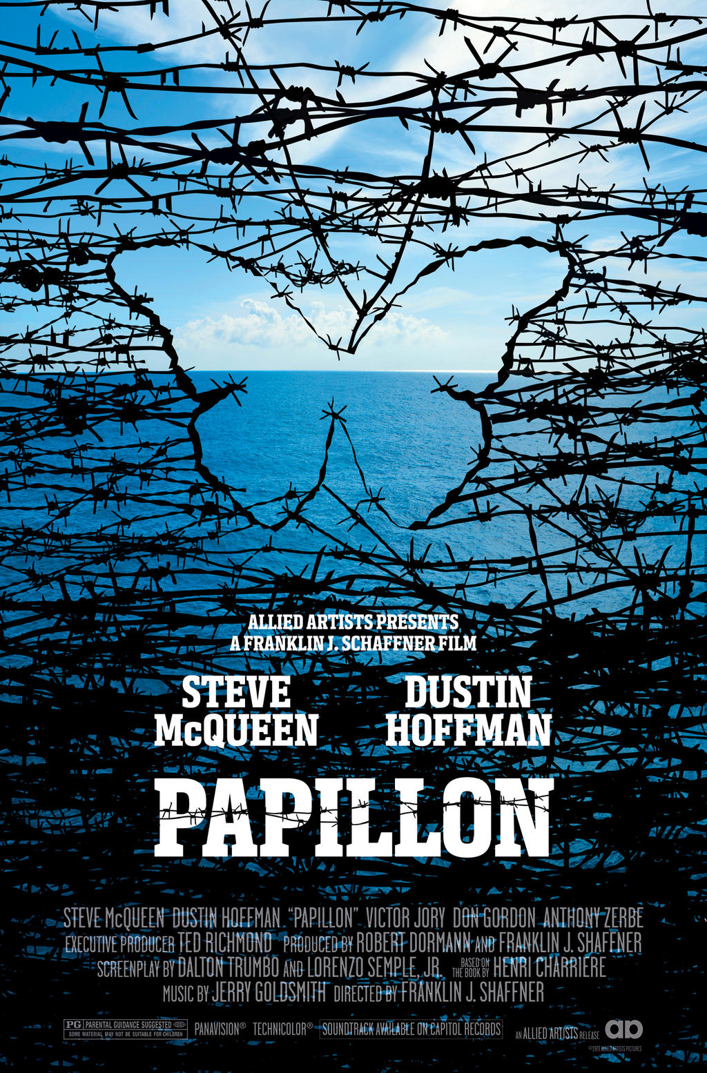 Papillon by rob3rtarmstrong