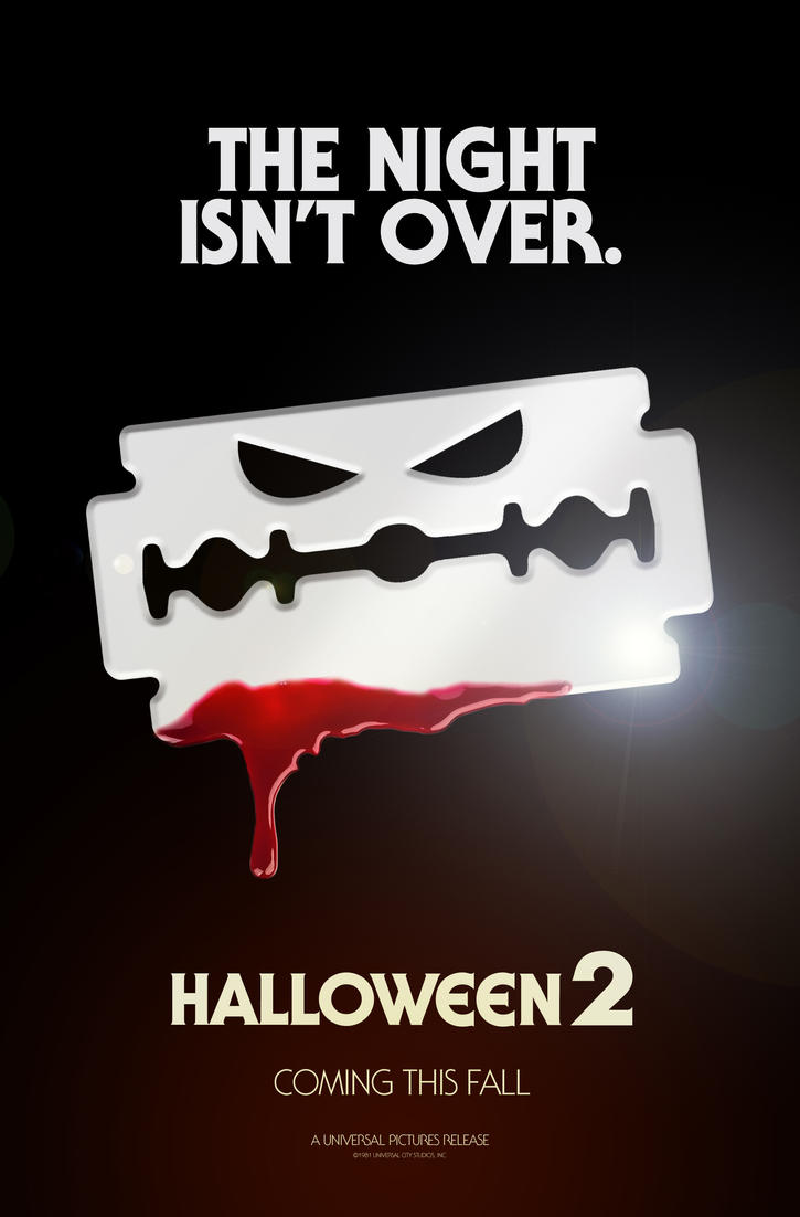 Halloween 2 (1981) by rob3rtarmstrong on DeviantArt