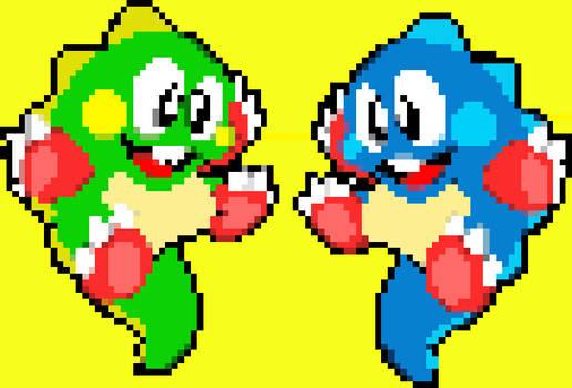 Bub and Bob - Bubble Bobble