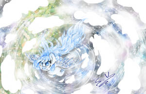 -:MLP:- Snow Jewel (OC) by Vilshanka