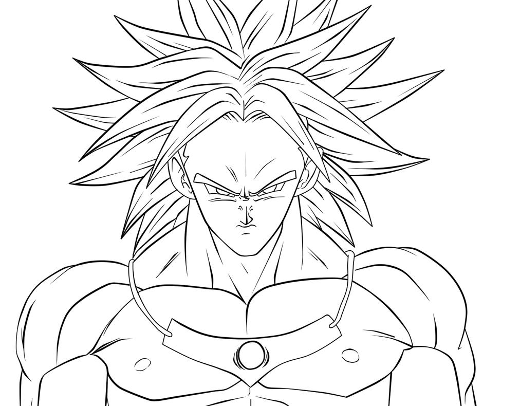 broly wallpaper 4