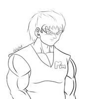 Sketch: Matt by wLadyB91
