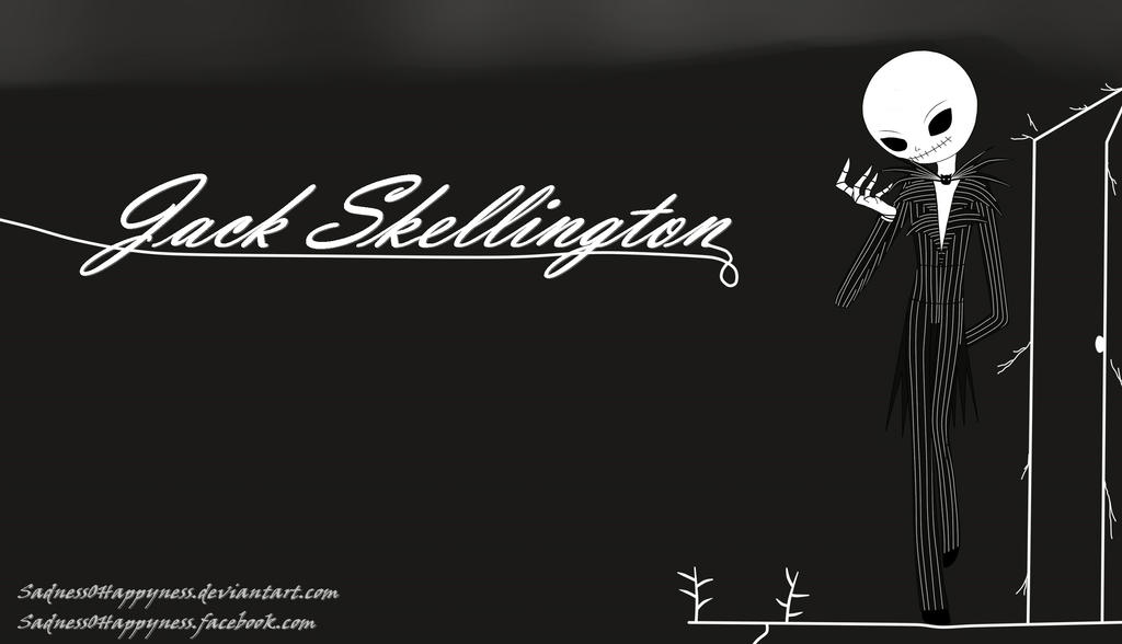 Jack Skellington by Sadness0Happyness