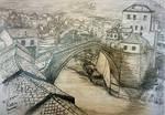 Stari Most, Mostar by nibor289