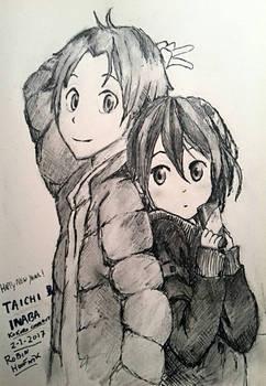 Taichi  Inaba (Kokoro Connect)