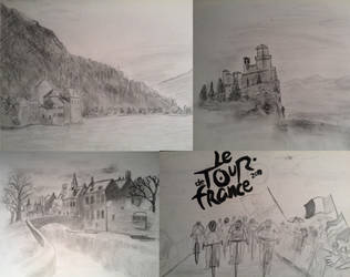 Drawings from 2011