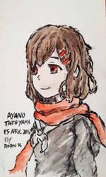 Ayano doodle