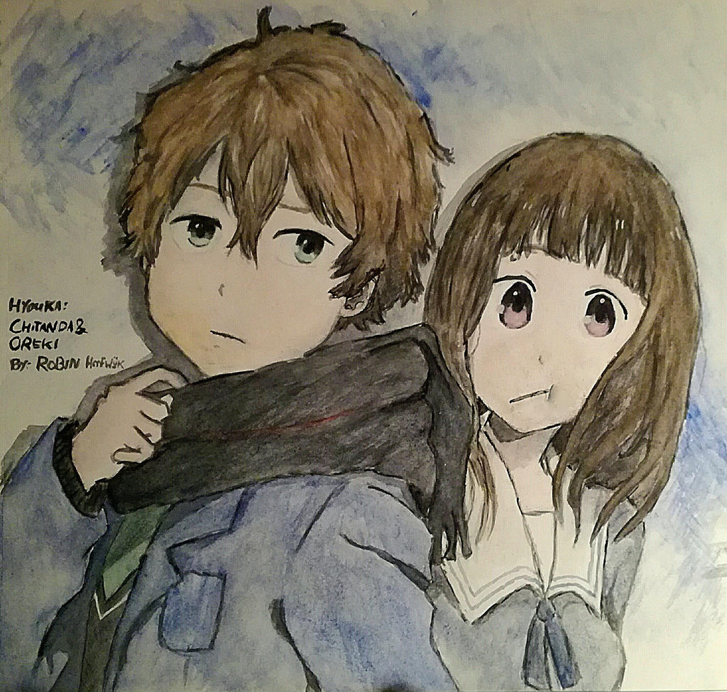 oreki and chitanda relationship questions