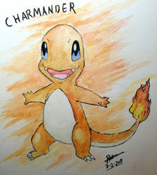 #4 Charmander