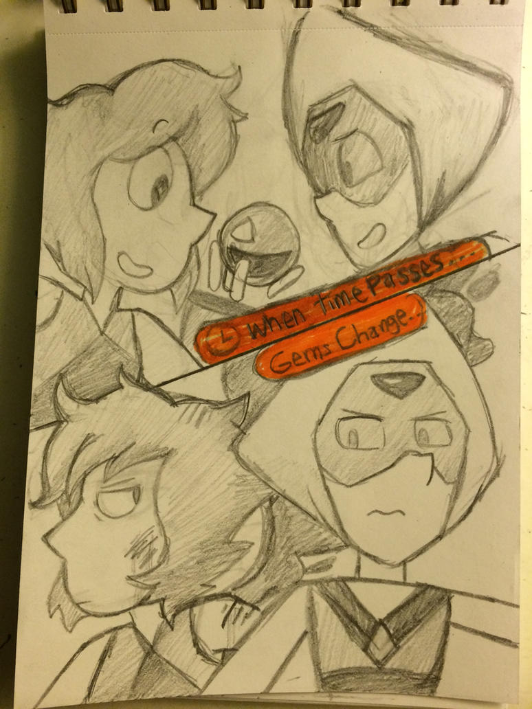 Peridot And Lapis Steven Universe By PoltergeistCat614