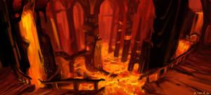 Inferno (City) by RynkaWorks