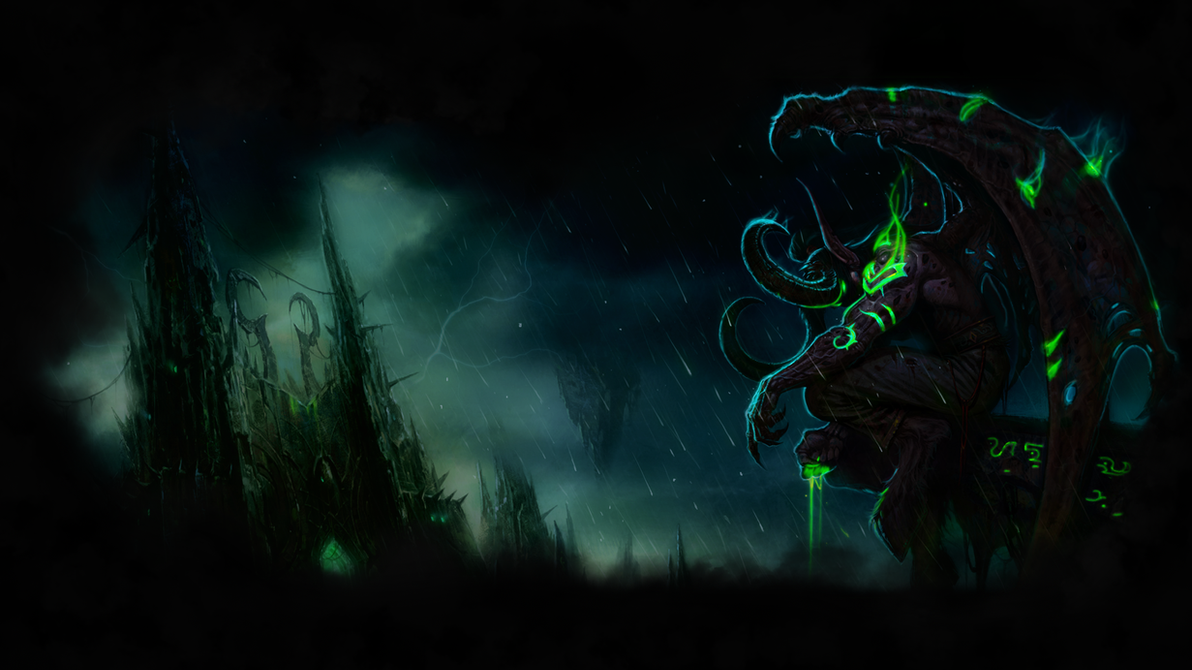 world of warcraft wallpaper hd hunter