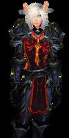 Guild Uniform Idea - Death Knight Female