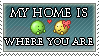 My home is where you are by FlorianReich
