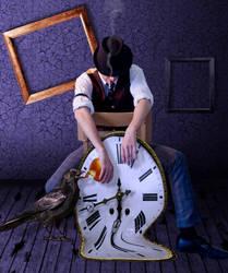 Time Slips by Lora-Vysotskaya