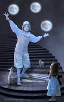White Magic by Lora-Vysotskaya