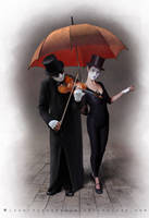 Rain Music by Lora-Vysotskaya